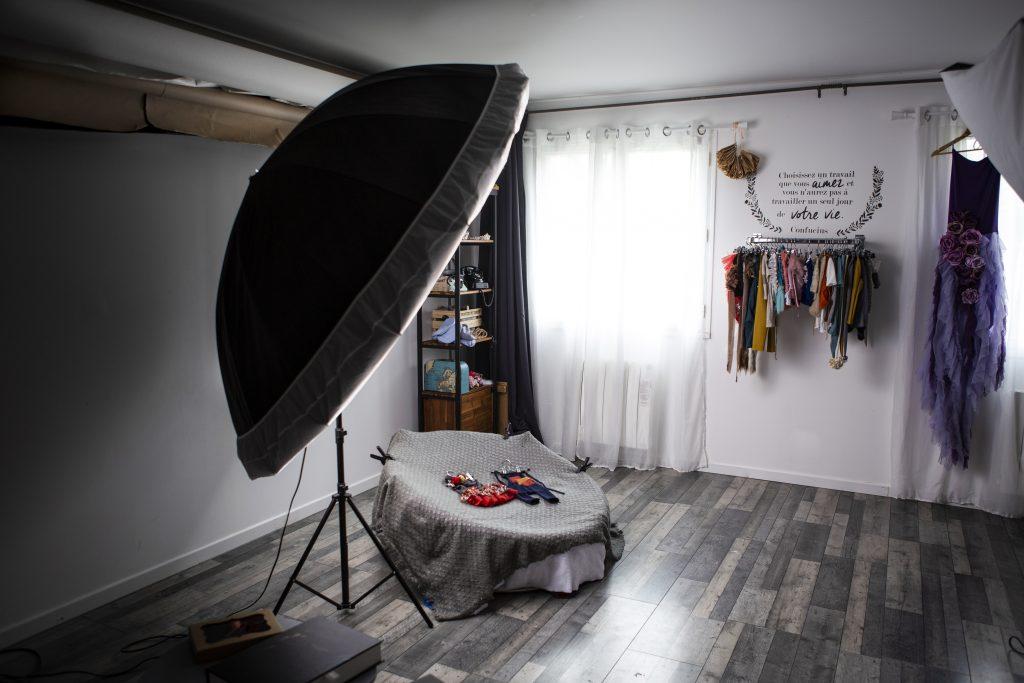 Studio basé sur Tiercé de Perrine Lekieffre