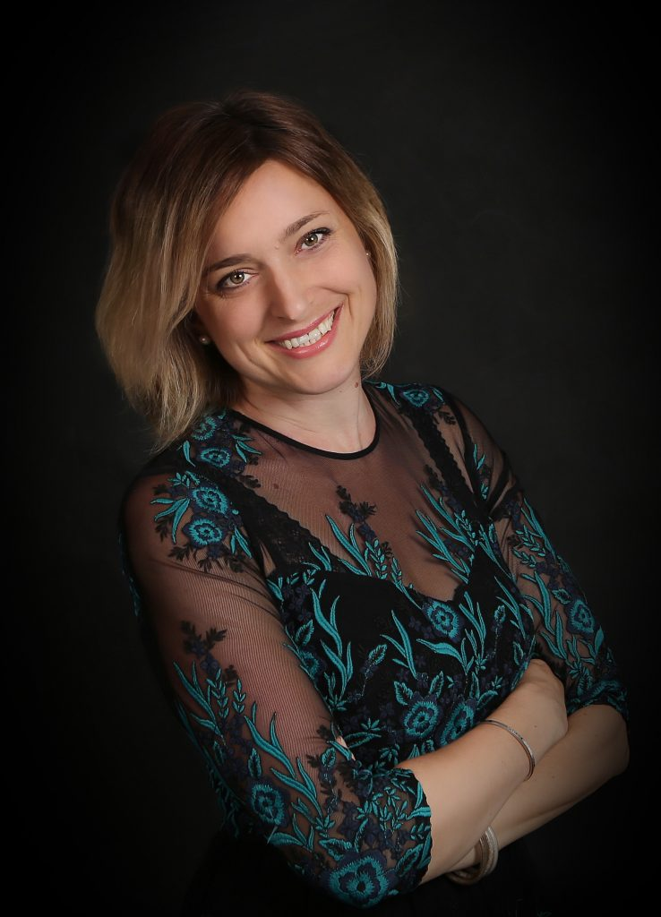 Portrait de Perrine Lekieffre