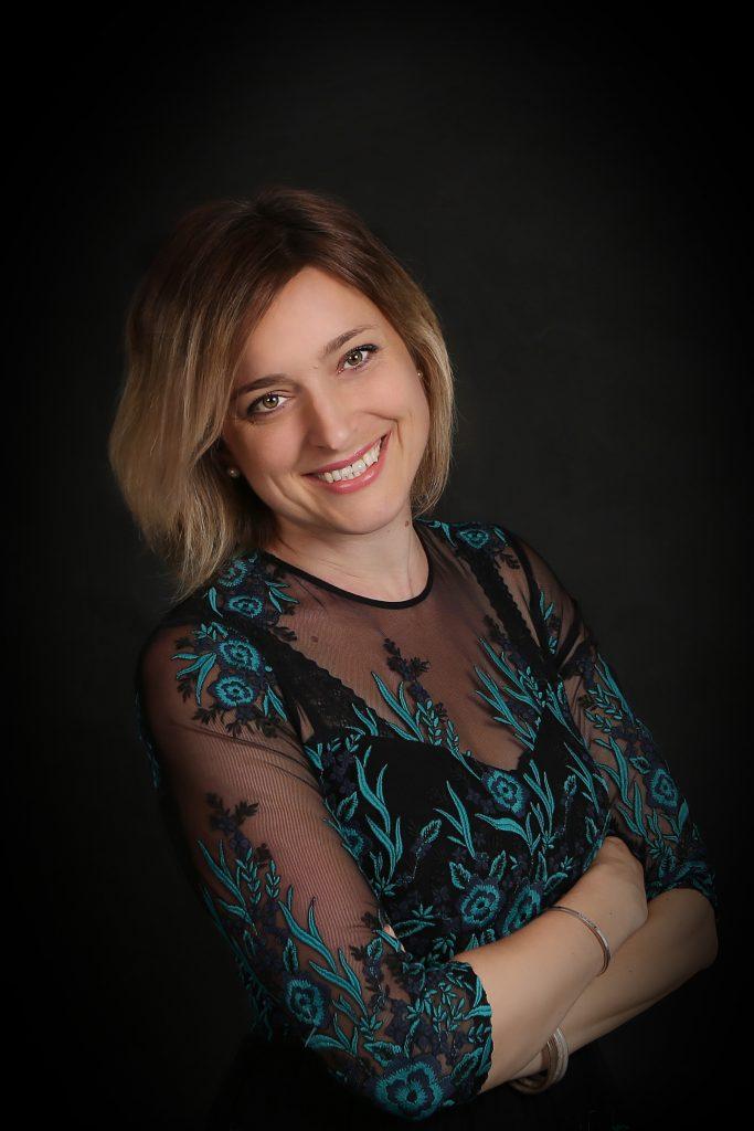 Portrait de votre photographe Perrine Lekieffre